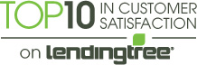 Top 10 in Customer Satisfaction - Home Lending