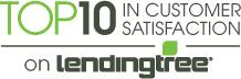 Top 10 in Customer Satisfaction - Home Lending
